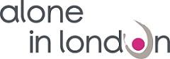 Alone in London logo