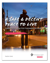 Cover of A Safe and Decent Place to Live