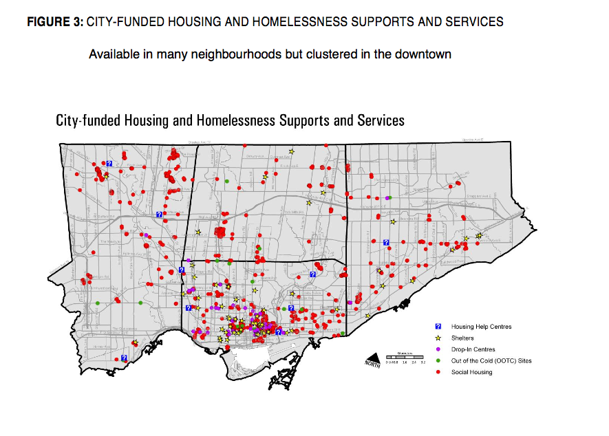 FIGURE 3: CITY-FUNDED HOUSING AND HOMELESSNESS SUPPORTS AND SERVICES