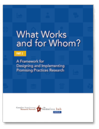 What Works and for Whom? Part 2 Cover