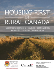 Housing First in Rural Communities cover