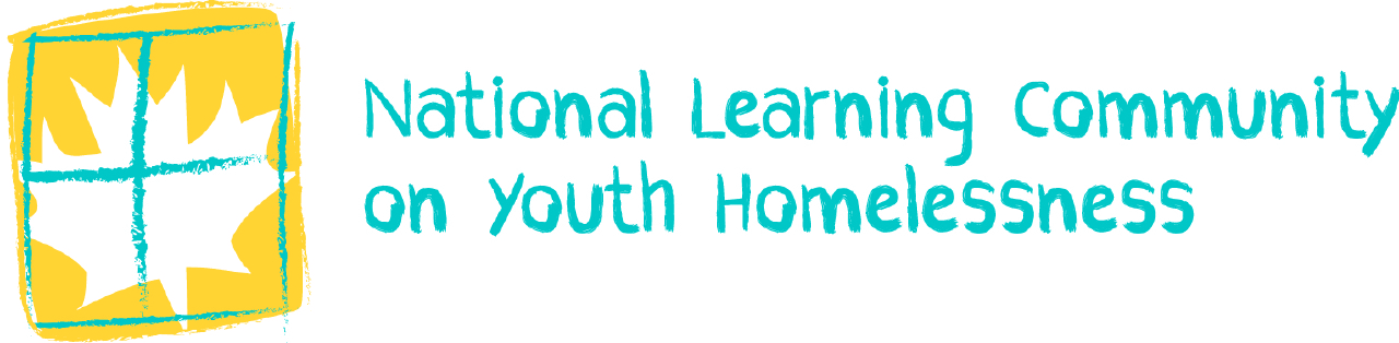 National Learning Community on Youth Homelessness logo