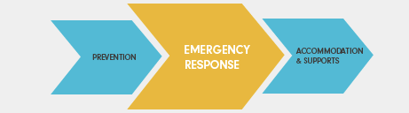 Emergency Response Graphic