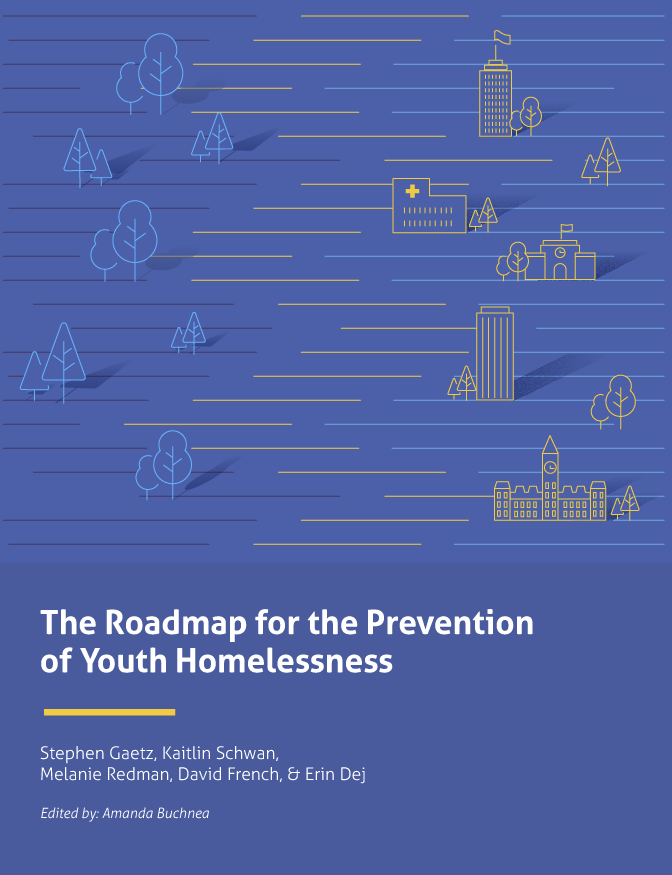 Cover image of the Youth Prevention Roadmap