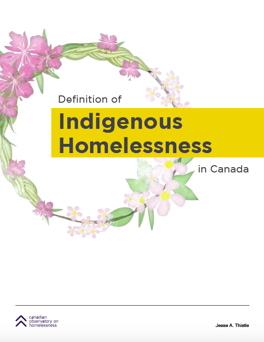 Indigenous Homelessness