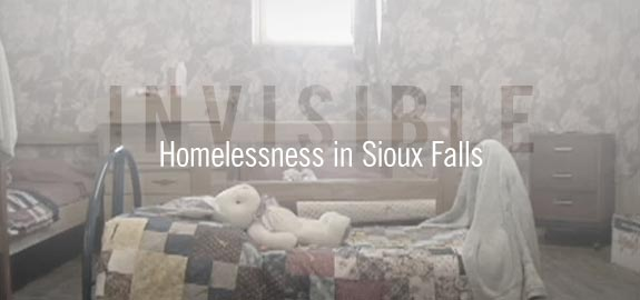 Invisible: Homeless in Sioux Falls
