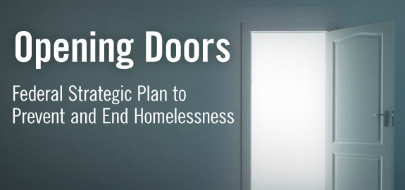 Opening Doors. Federal Strategic Plan to Prevent and End Homelessness