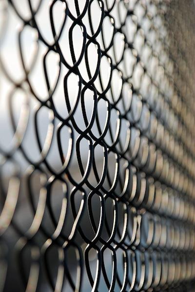 Prison Fence Image